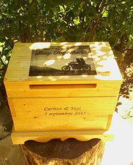 cutie pentru darul de nunta