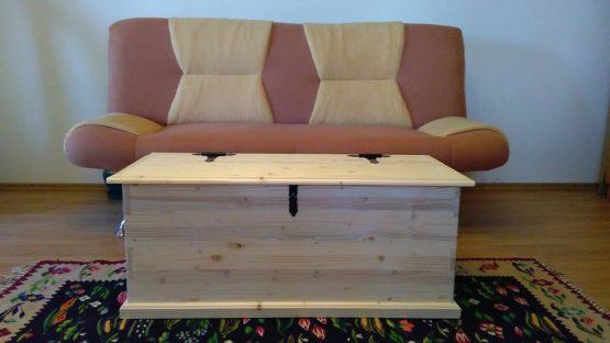 cufar din lemn pentru pilote paturi